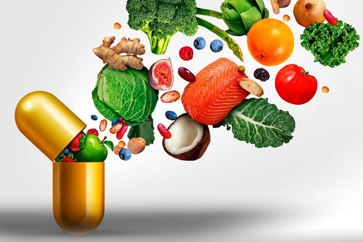 Vitamiinit ovat elintärkeitä, ja moni uskoo niiden estävän sairauksia. Kuva: Getty Images