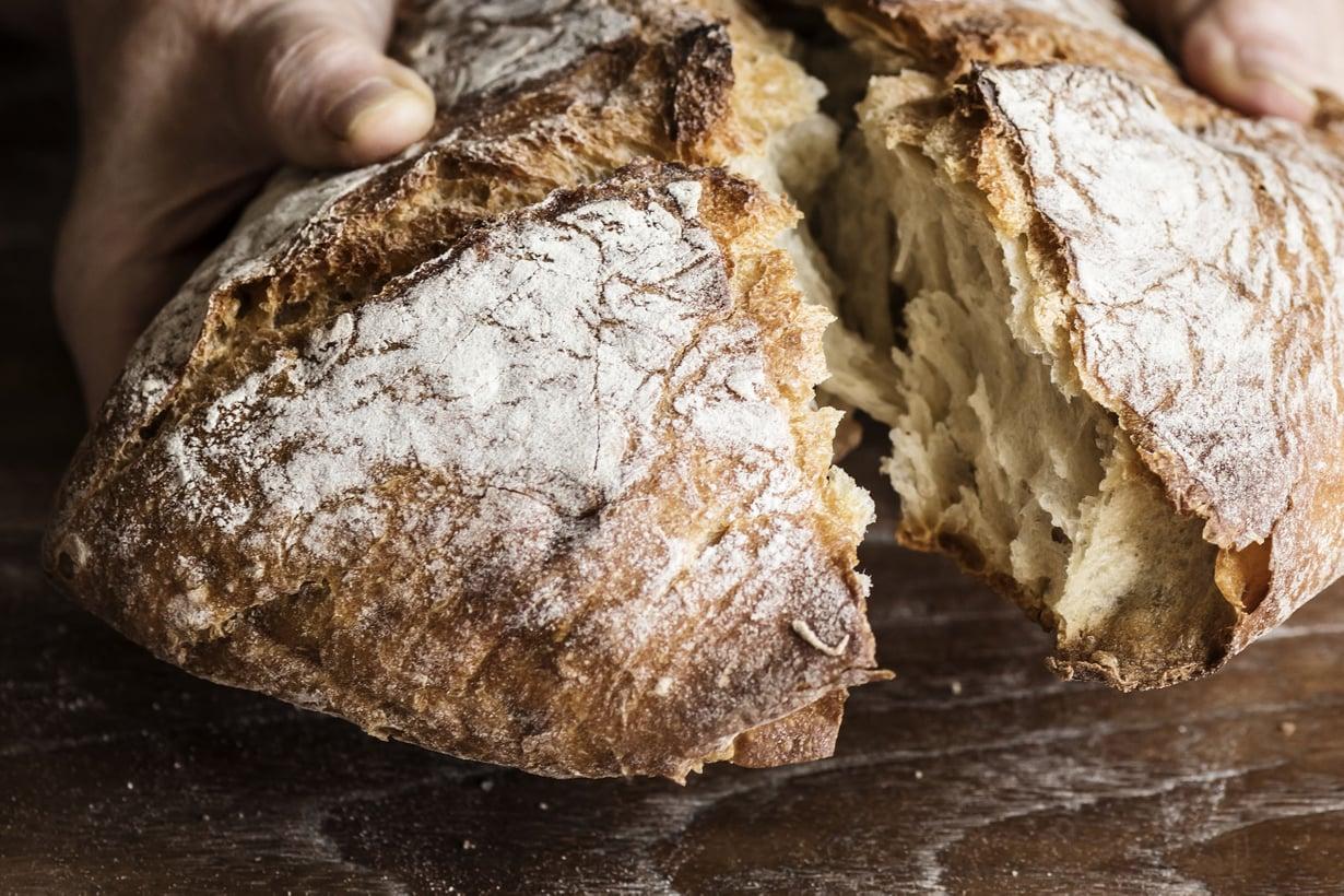 Välttämättömät ravinteet voisi paketoida leipään. Kuva: Getty Images