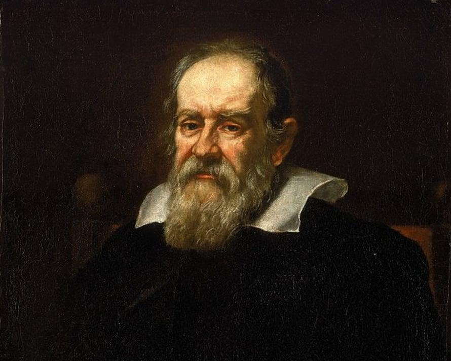 """Galileo Galilei, auktoriteettien sanan sijasta tiedon avoimuuteen perustuvan tieteen edelläkävijä. Kuva: <span class=""""photographer"""">Wikimedia Commons.</span>"""