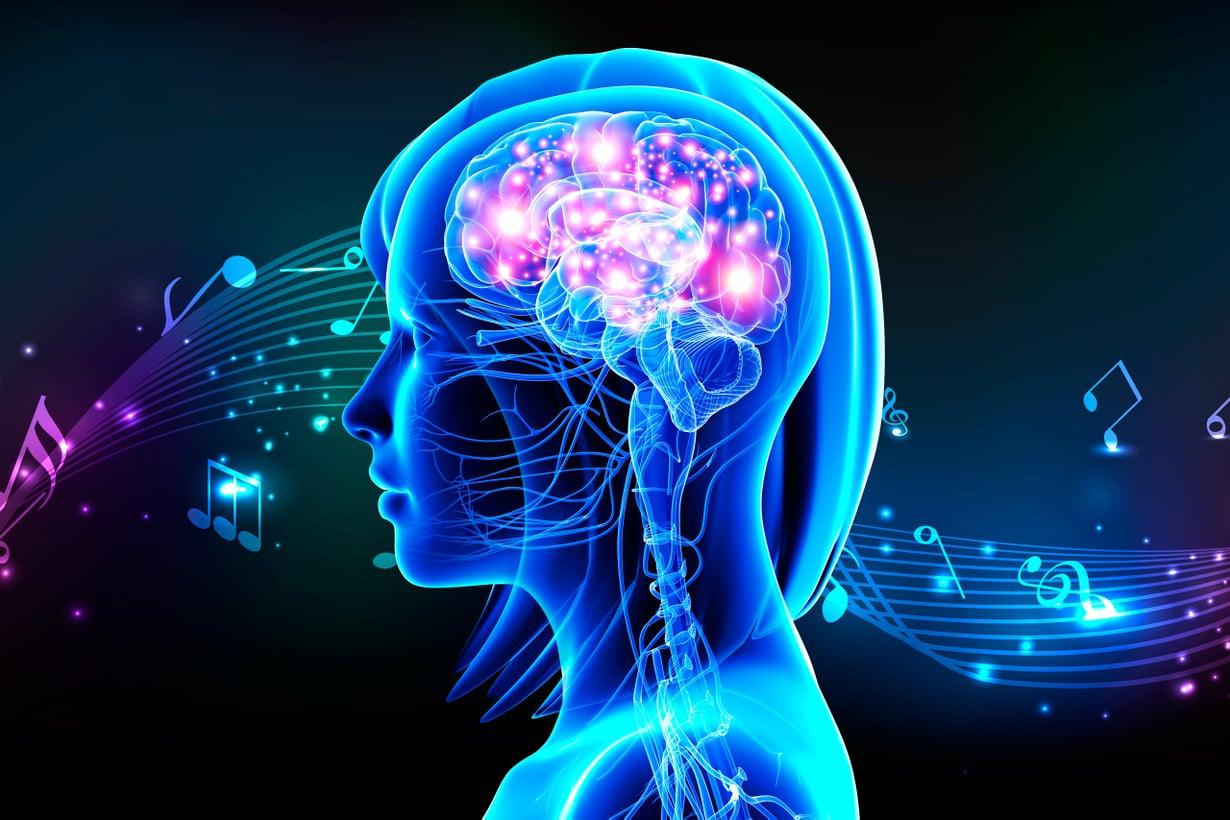 Musiikin voima paljastui, kun kuvaustekniikat näyttivät, miten paljon se aivoihimme vaikuttaa. Kuva: Shutterstock