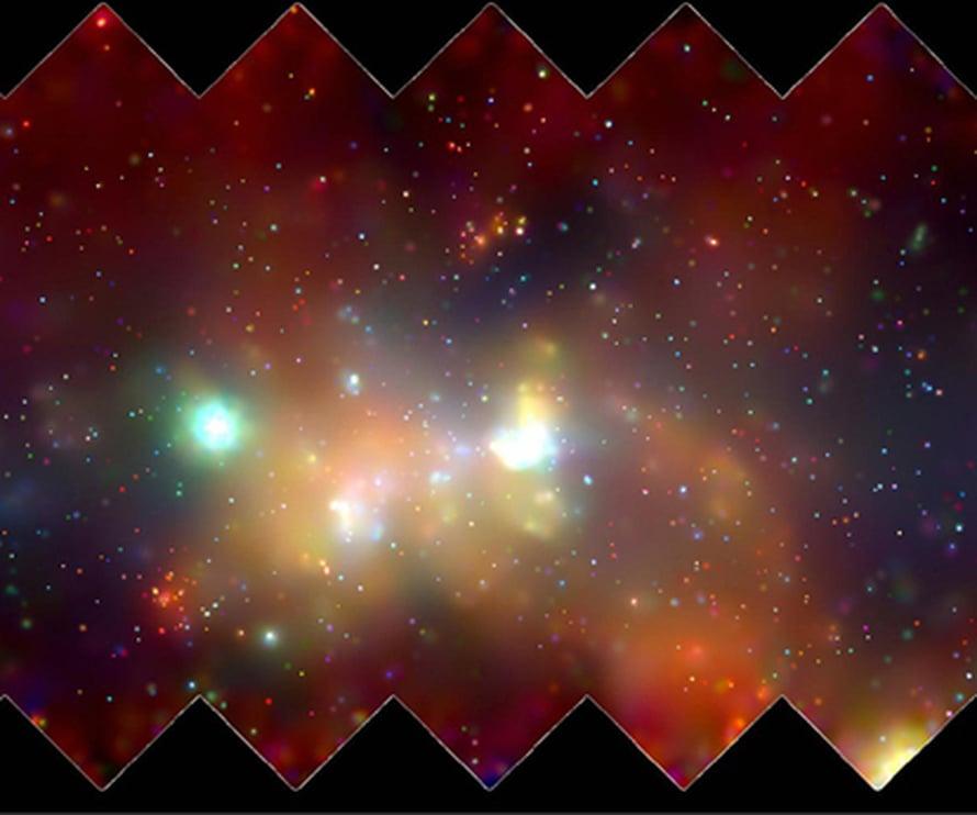 """Kuva: <span class=""""photographer"""">NASA/UMass/D.Wang et al.</span>"""