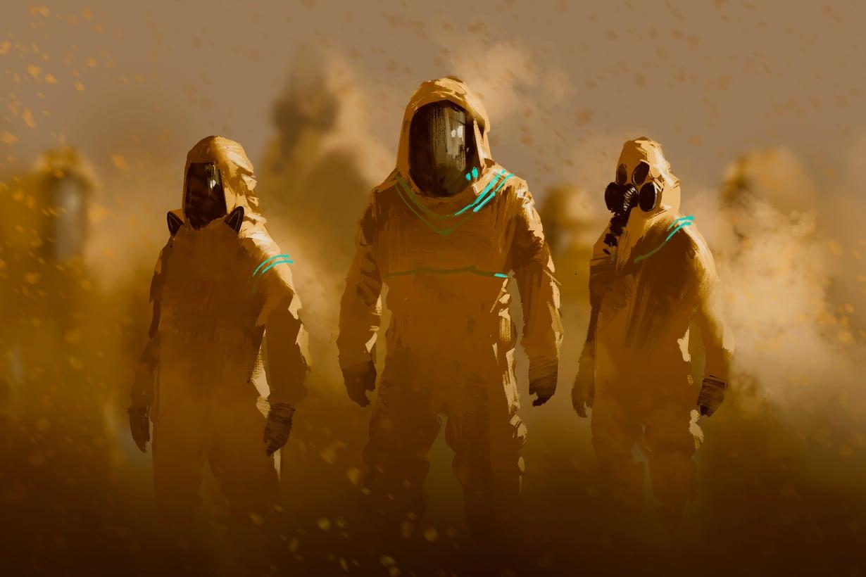 Yhdeksän maailmanlopun virusta voisi viedä katastrofiin.