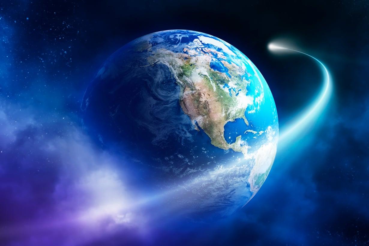 Pallosatelliitti jää haaveeksi. Kuva: iStock
