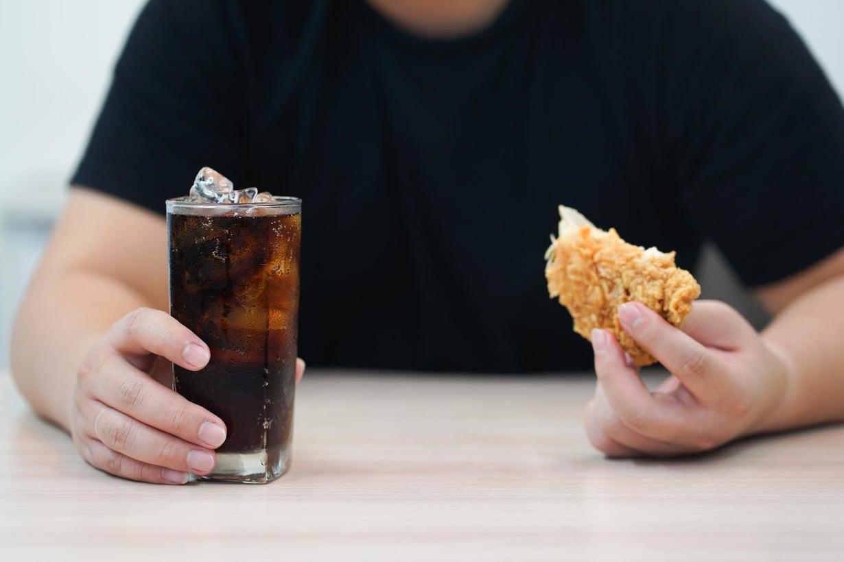 Sokerilimut ja rasvaiset ruoat ovat suhteellisen halpoja vauraissa maissa. Kuva: Shutterstock