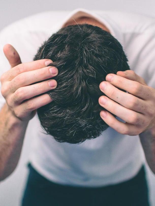 """Osassa hiustuppeja väriaine on jo loppu. Kuva: <span class=""""photographer"""">Shutterstock</span>"""