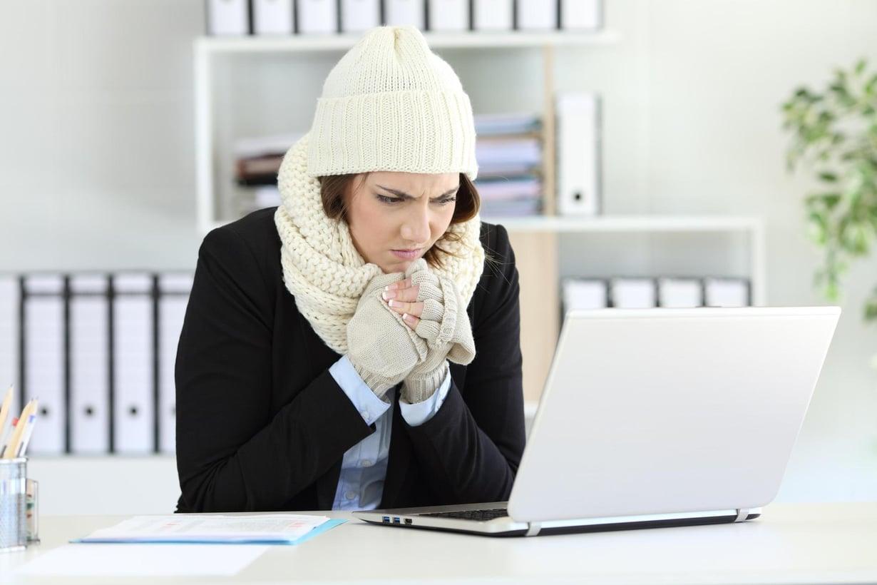 Ajatus kulkisi paremmin lämpimässä. Kuva: Shutterstock