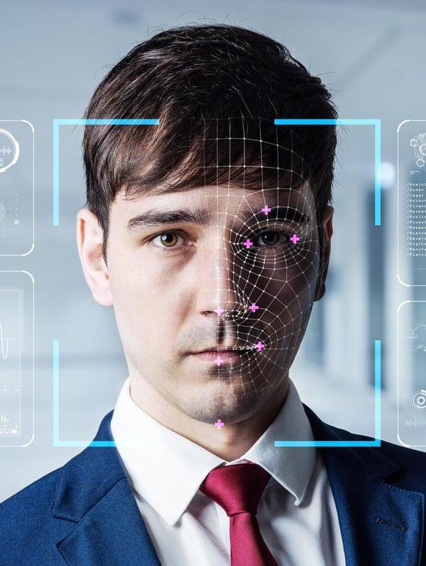 """Kasvojen tunnistuksen teknologia kehittyy nopeaa vauhtia. Kuva: <span class=""""photographer"""">Shutterstock</span>"""