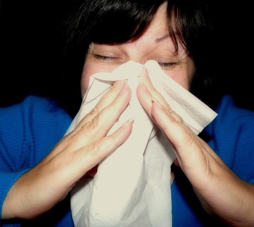 Flunssa näyttää iskevän herkemmin sohvaperunaan kuin kuntoilijaan.