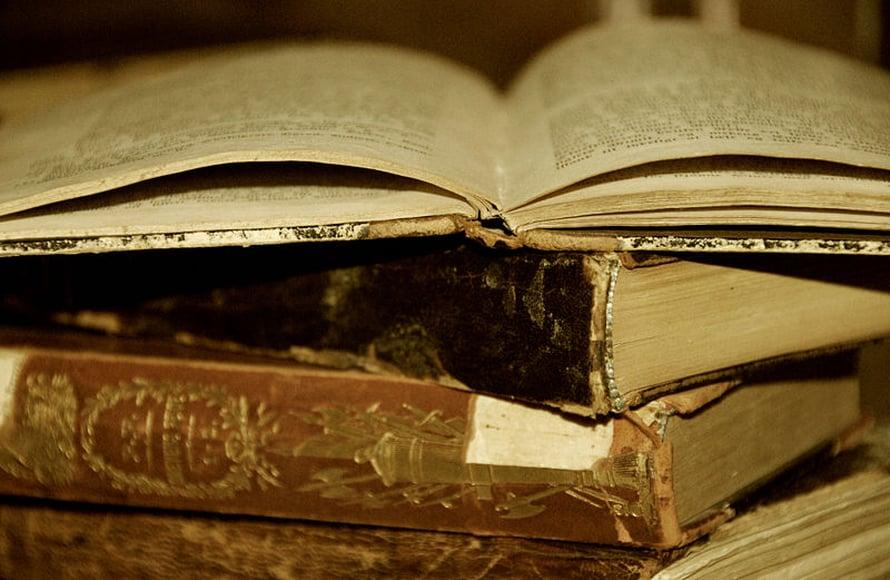 Ennen oli kirjoissa enemmän tunteita.