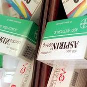 Säännöllinen aspiriinin syönti ei hyödytä perusterveitä. Kuva: Pentti Nissinen