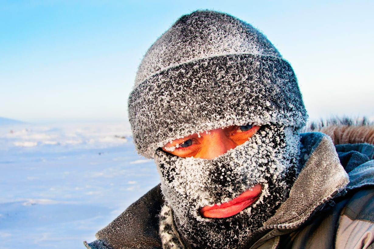 Meteorologien varoitukset kannattaa ottaa tosissaan. Kuva: Shutterstock