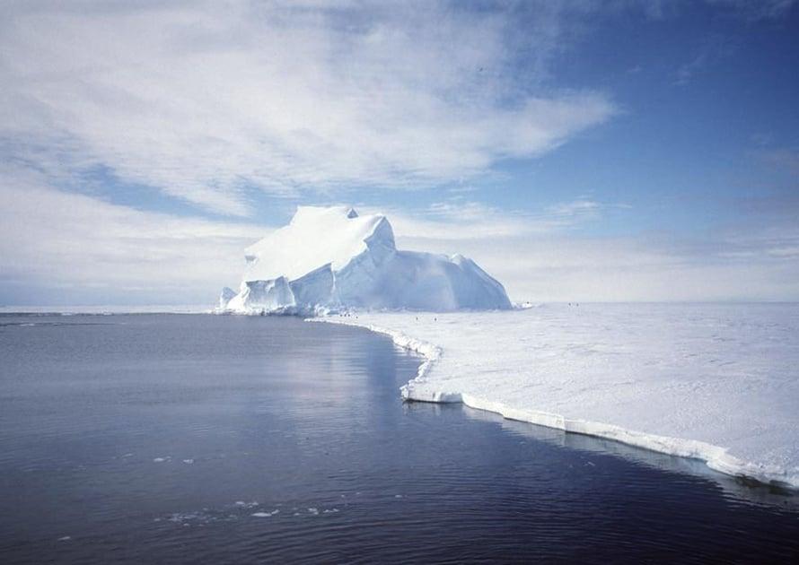 Otsonikato on muuttanut Etelämantereen vesieliöyhteisöjä.