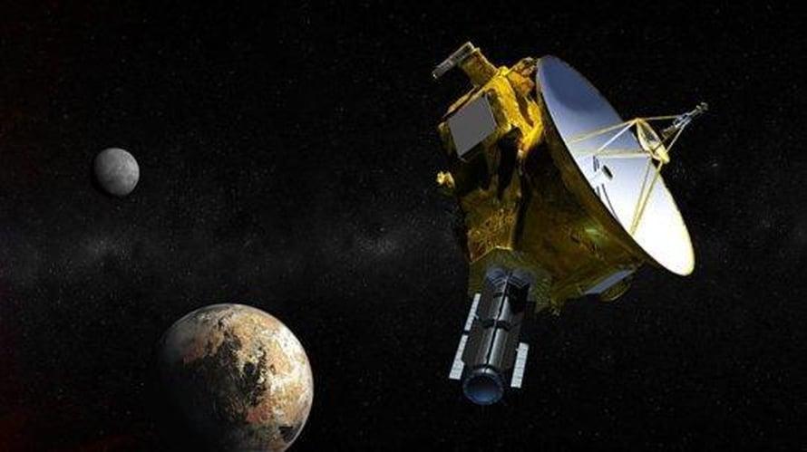 Avaruuden pölyä mittaava laite on mukana New Horizons -luotaimella. Sen suunnittelivat ja rakensivat opiskelijat. Luotain ohitti Pluton viime heinäkuussa ja se on nyt jäisellä Kuiperin vyöhykella Aurinkokuntamme ulkoreunalla.