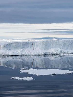 """Jäälauttoja Laptevinmerellä päiväämättömässä arkistokuvassa. Kuva: <span class=""""photographer"""">Mihail Varentsov / Shutterstock</span>"""