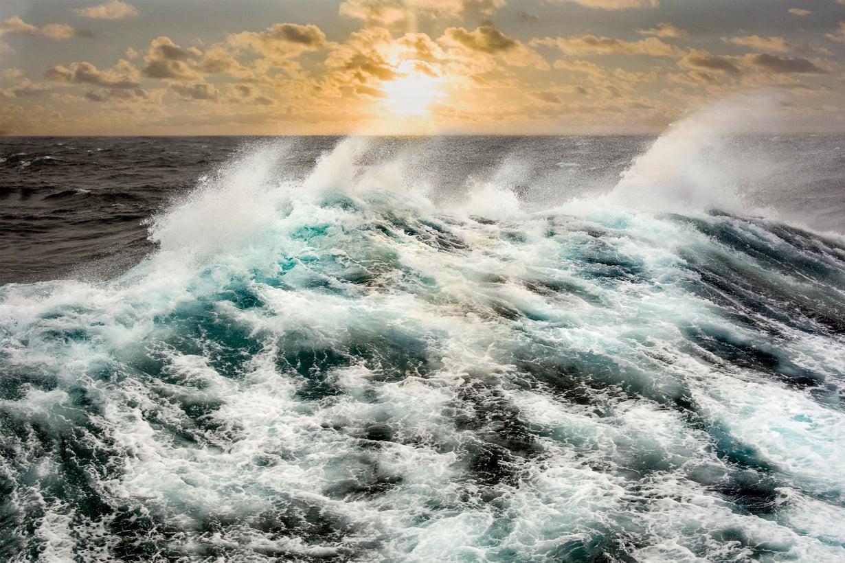 Hiilidioksidi muokkaa syvyyksiä. Kuva: Getty Images