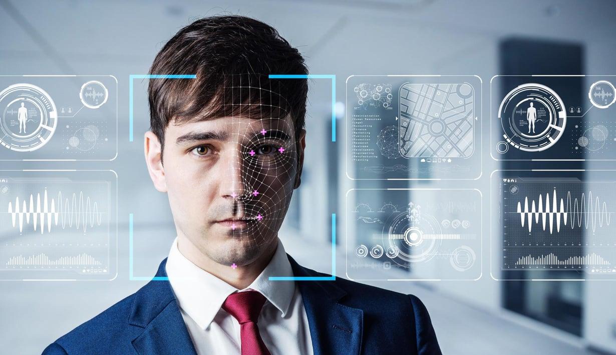 Kasvojen tunnistuksen teknologia kehittyy nopeaa vauhtia. Kuva: Shutterstock