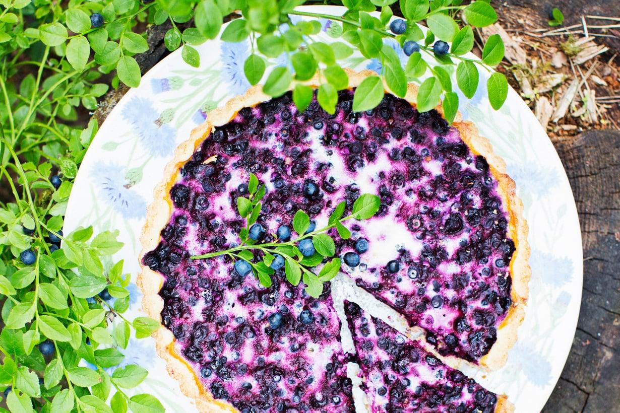 Täksi kesäksi leipureille lupaillaan keskinkertaista marjasatoa. Kuva: Päivi Anita Ristell