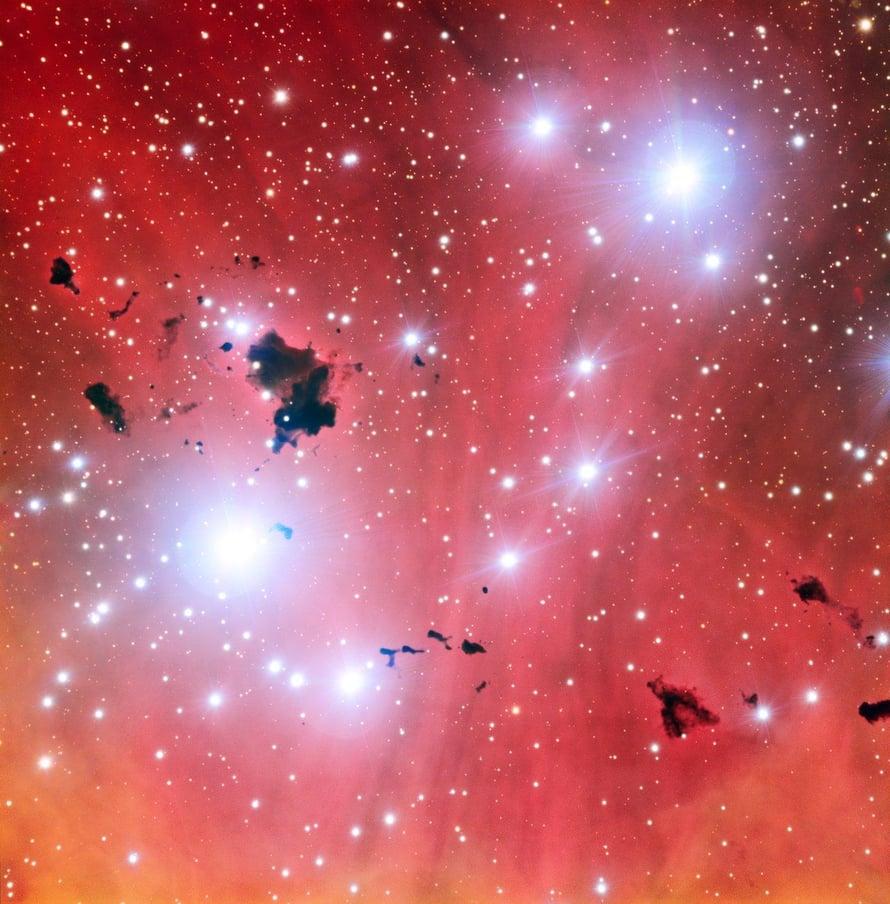 """Uusia tähtiä syntyy avaruudessa kaiken aikaa. Kuva: <span class=""""photographer"""">Eso</span>"""