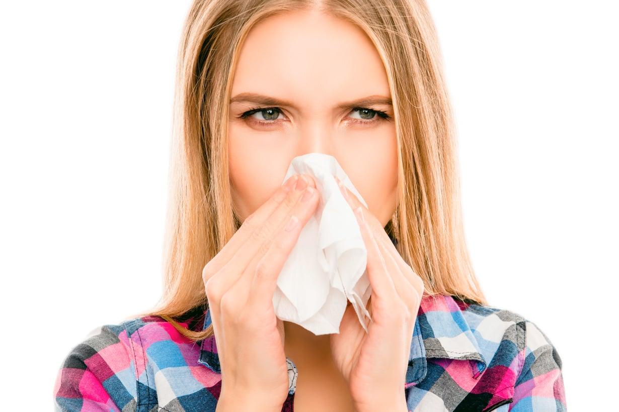 Sama virus voi sairastuttaa heti uudestaan. Kuva: iStock