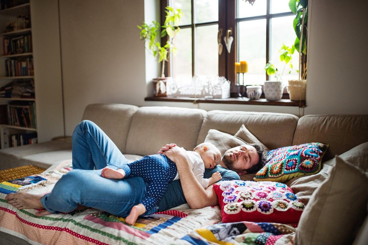 Nukkuessa aivot tallentavat kokemuksia ja harjoittelevat tulevia. Kuva: Getty Images