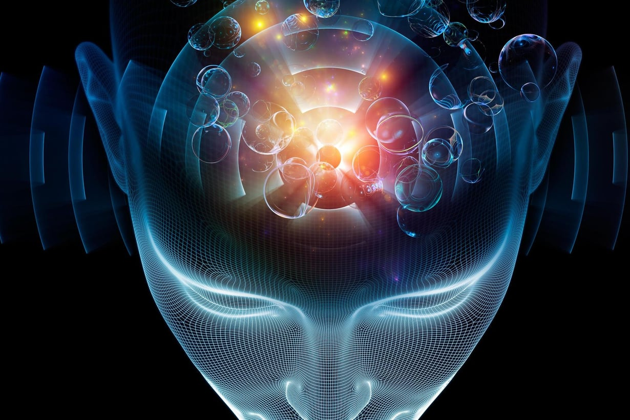 Tietoisuudessa on kyse aivoalueiden yhteispelistä. Kuva: Shutterstock