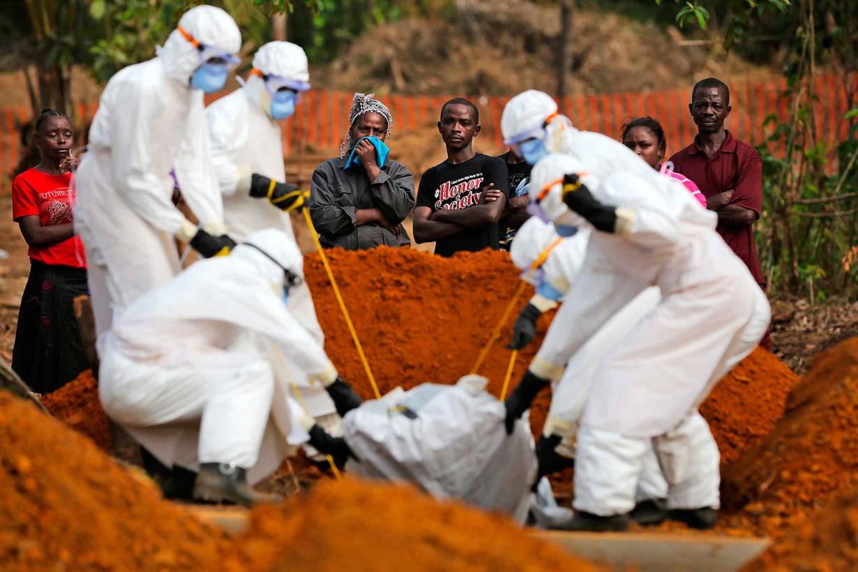 Koko Afrikka on saanut ebolaleimaa, vaikka tauti riivaa vain länsinurkkaa. Kuva: Getty Images