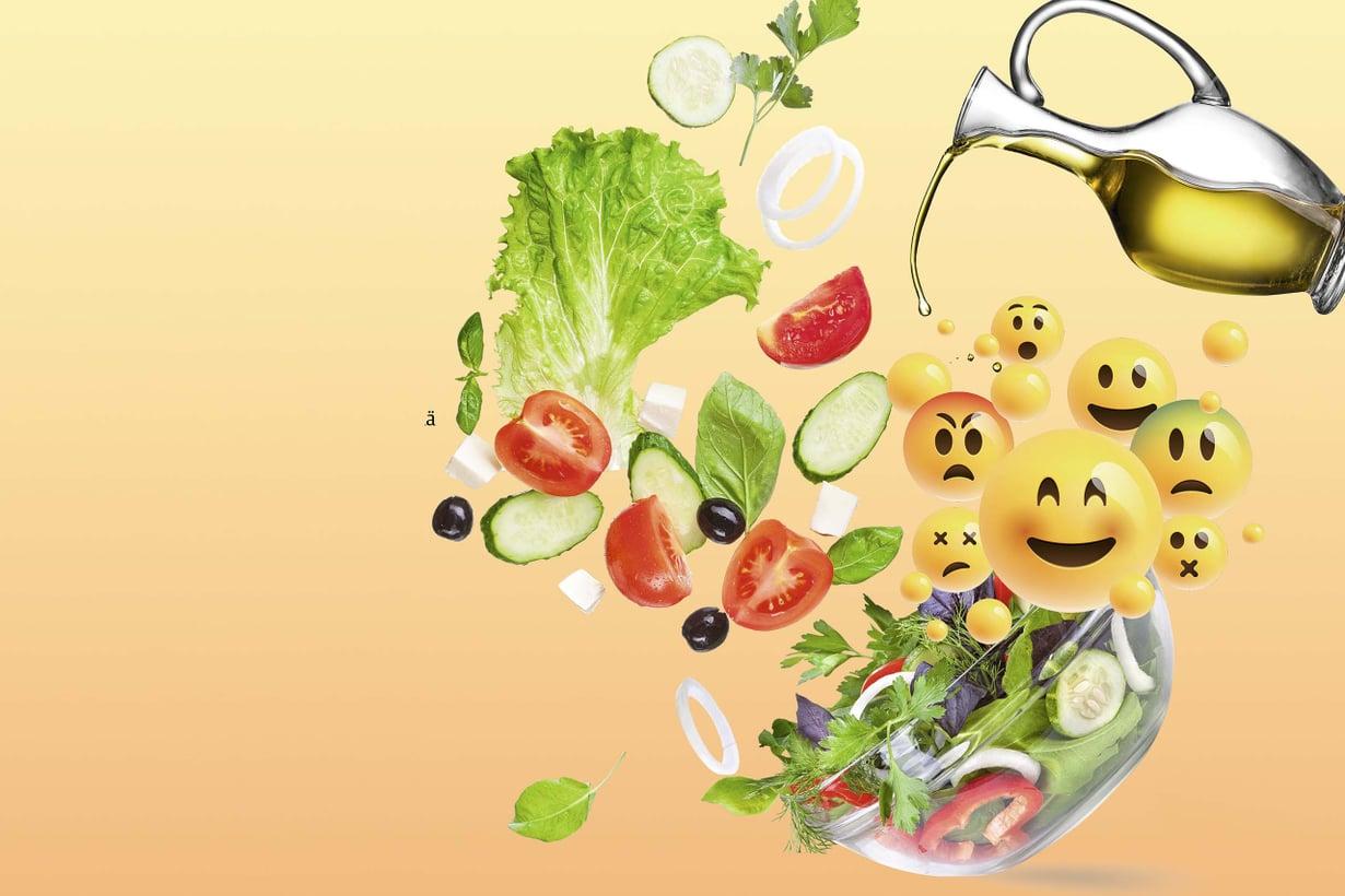 Saat sellaisen suolistomikrobiston, jollaista syötät. Kuva: Getty Images