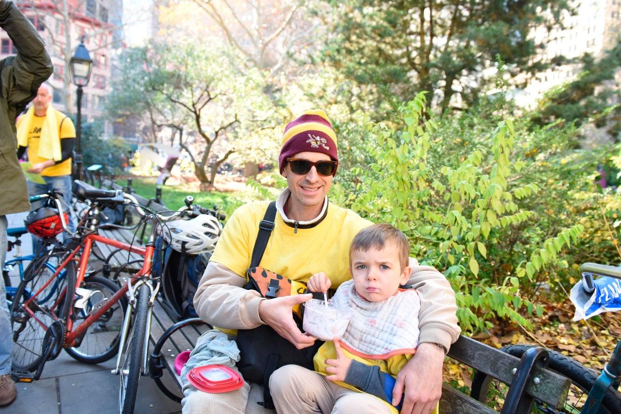 Joissakin New Yorkin puistoissa rottavaara on sitä luokkaa, että piknikit on parempi unohtaa. Kuva: Alamy / MVPhotos