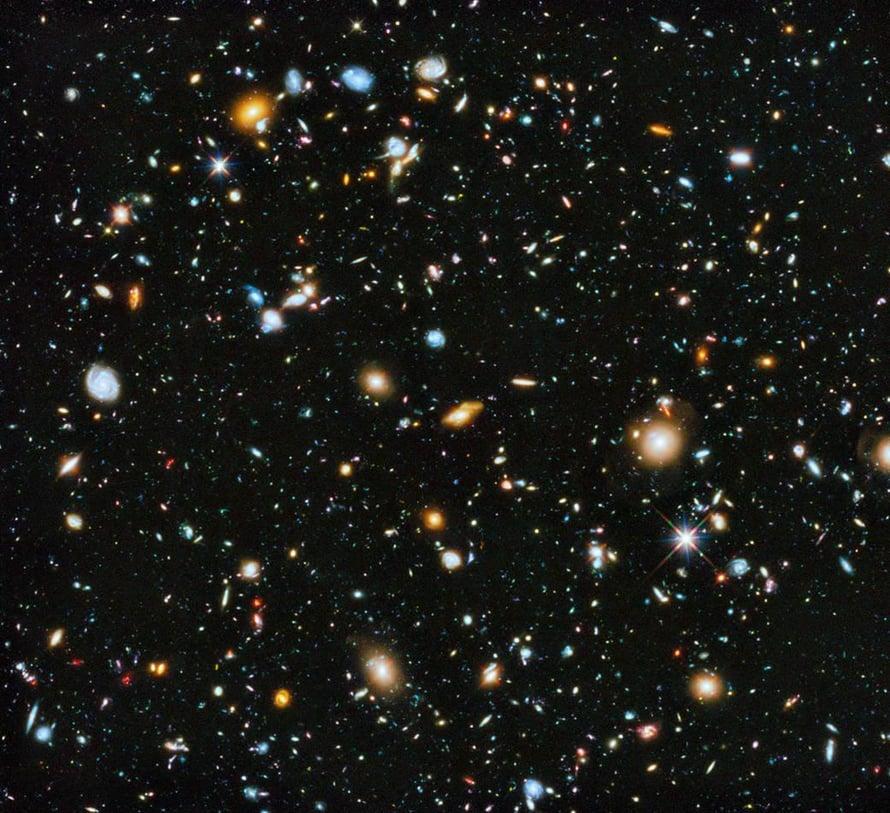 """Maailmankaikkeus saattaa tuhoutua aivan yllättäen. Kuva: <span class=""""photographer"""">NASA / ESA</span>"""