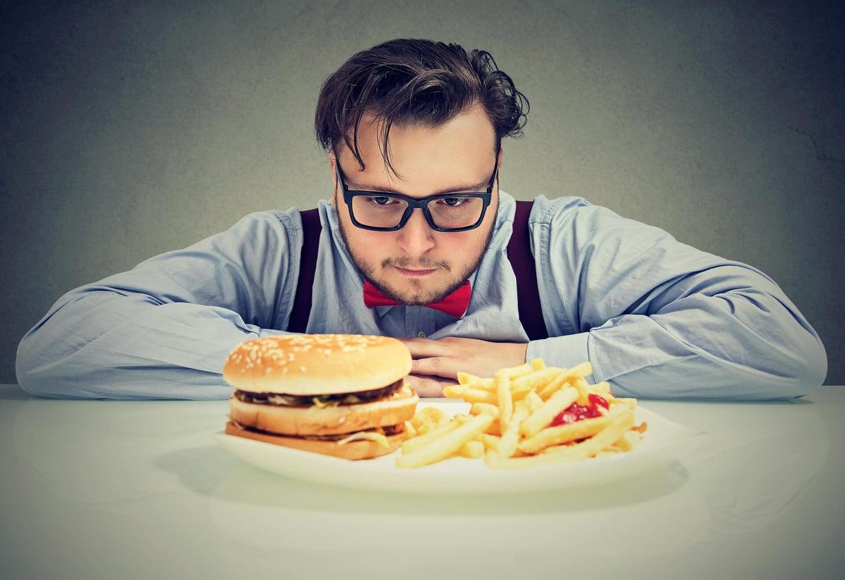 Syömishalut heräävät toisilla herkemmin, vaikkei olisi nälkäkään. Kuva: Shutterstock