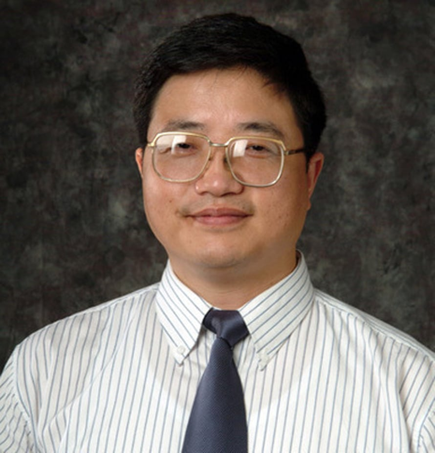 """Ryan Tian. Kuva: <span class=""""photographer"""">Arkansasin yliopisto</span>"""