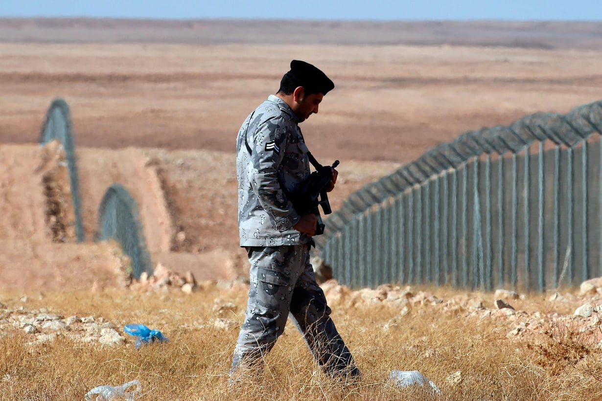 Saudi-Arabia on vahvistanut turvatoimia Irakin vastaisella rajalla Isisin takia.