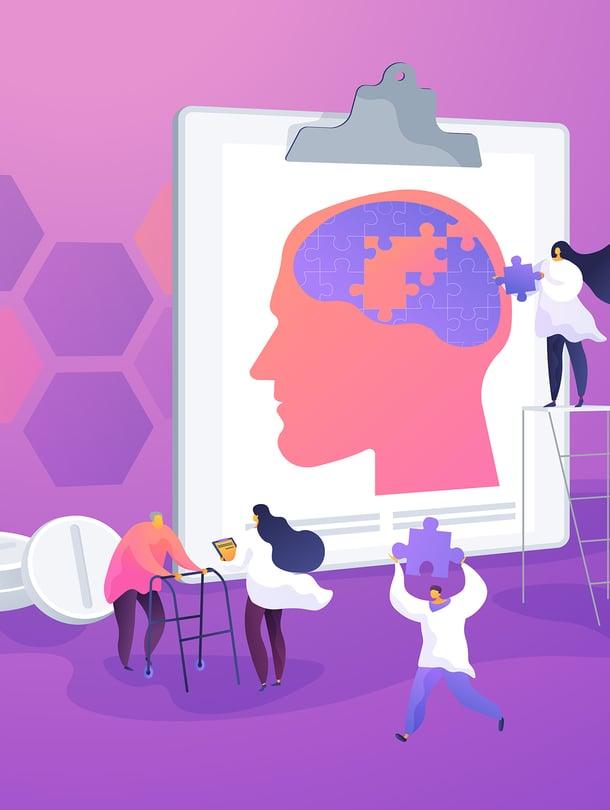 Oireita on monenlaisia, mutta kaikki ne saavat alkunsa aivojen viemärien tukkeutumisesta.