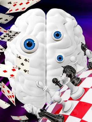 """Narsistin aivot huojuttavat itsetuntoa kuin korttitaloa. Kuva: <span class=""""photographer"""">Riku Koskelo</span>"""