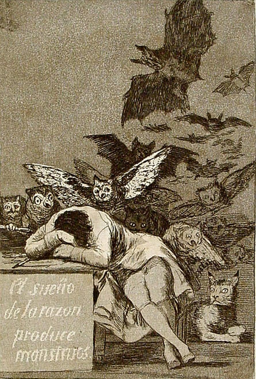 Francisco Goya (1799)