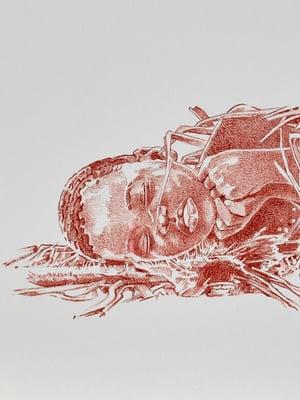 """Mtotoksi nimetyn lapsen hautaus saattoi näyttää tältä. Kuva: <span class=""""photographer"""">Fernando Fueyo</span>"""