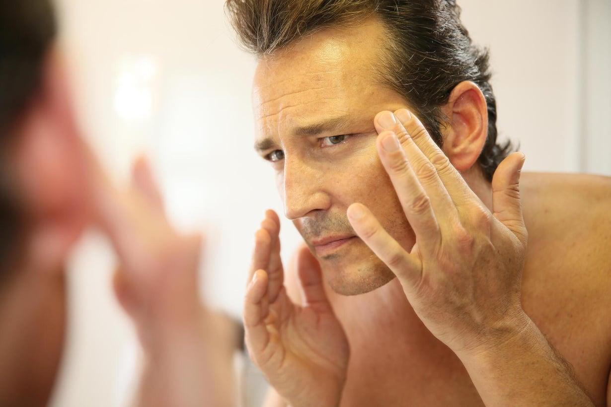 Iän merkit ihossa syntyvät, kun kantasolut laiskistuvat. Kuva: Shutterstock