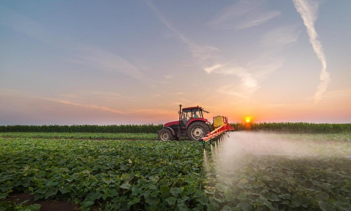Tuholaismyrkkyjä levitetään pelloille vähemmän mutta ne ovat myrkyllisempiä. Kuva: Shutterstock