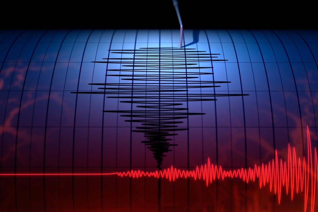 Ääni menee ohi, mutta kehon tärinä piirtyy. Kuva: Shutterstock