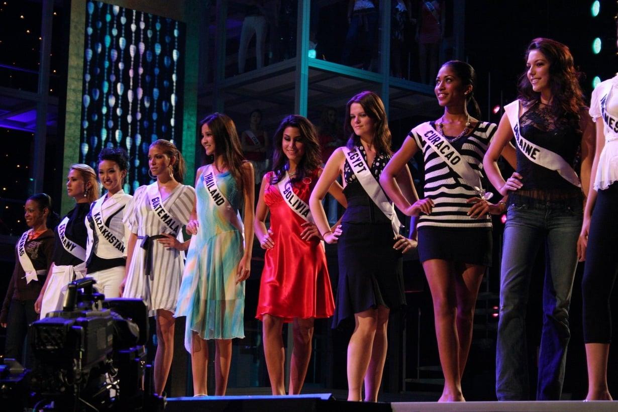 Miss Universe -kisoista saisi tuottoisia keräystyöntekijöitä. Kuva: Greg Doyle, Wikimedia Commons