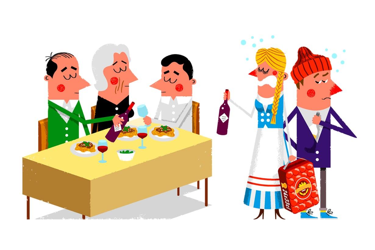 Kuvitus: Mikko Väyrynen