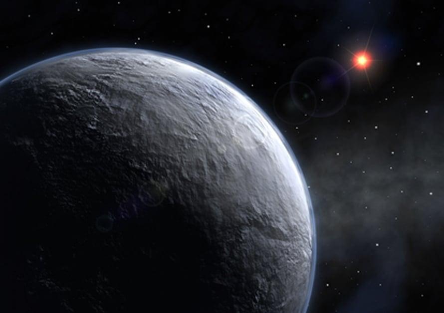 "Eksoplaneetta. Kuva: <span class=""photographer"">ESO</span>"