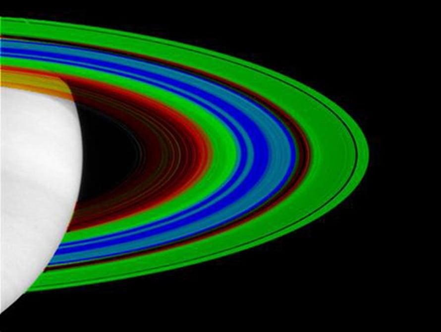 Kuva NASA/JPL/GSFC/Ame