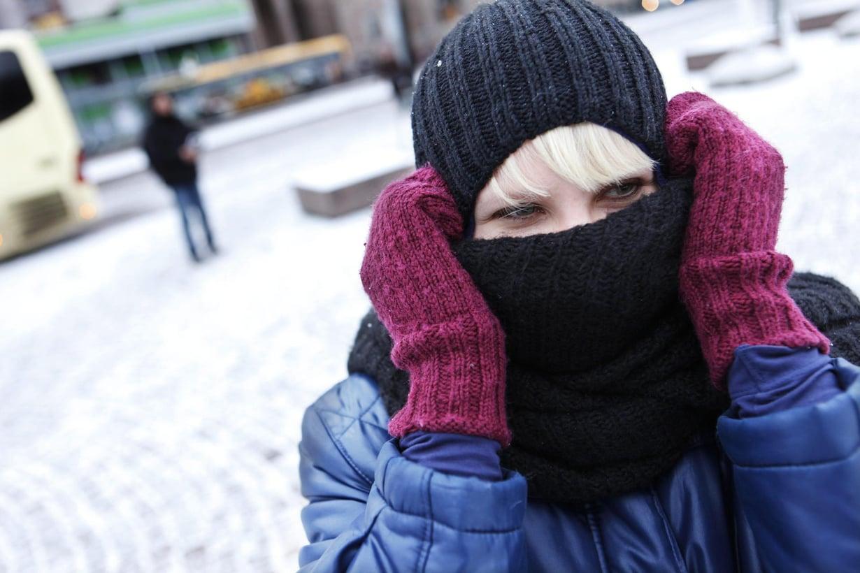 Kylmyys ja lämpö yllyttävät erilaiseen ajattelutapaan. Kuva: Jenniina Nummela