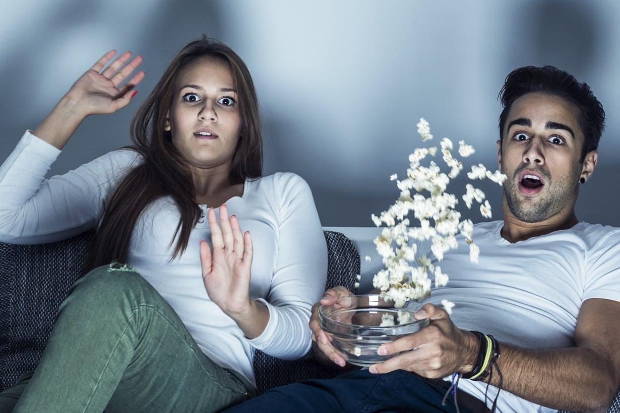 Pelosta ja jännityksestä voi nauttia turvallisissa oloissa. Kuva: Getty Images