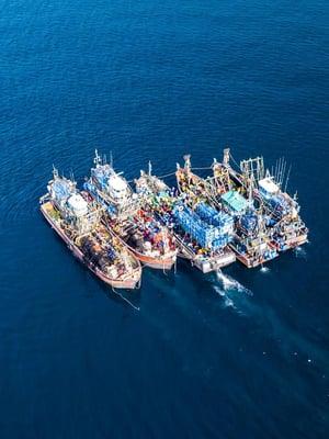 """Troolarit ylikalastavat maailman meriä. Kuva: <span class=""""photographer"""">Shutterstock</span>"""