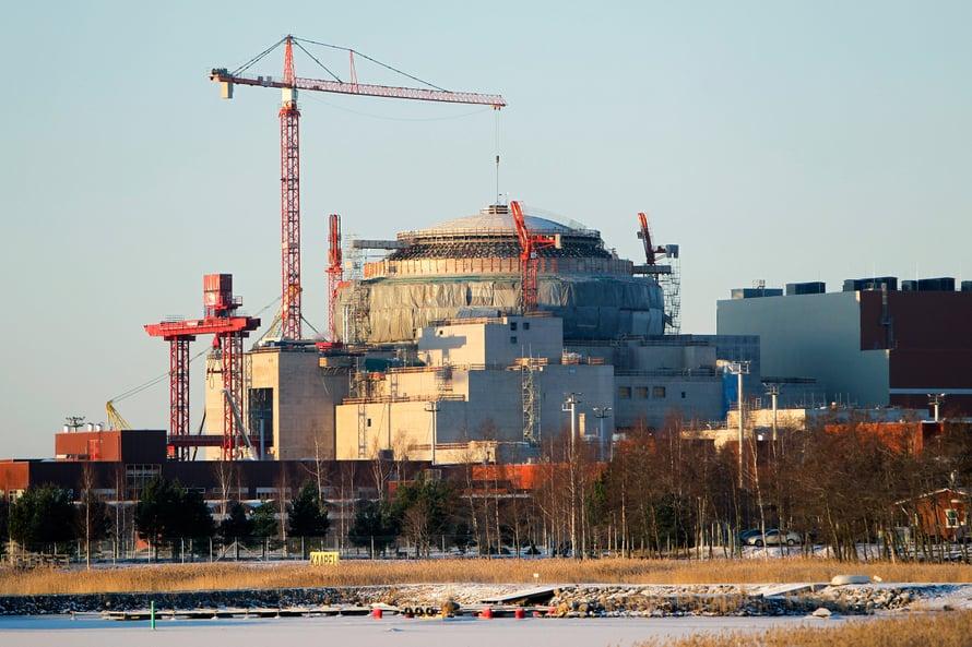 """Ydinvoima on lähes päästötöntä. Kuva: <span class=""""photographer"""">Sanoma-arkisto</span>"""