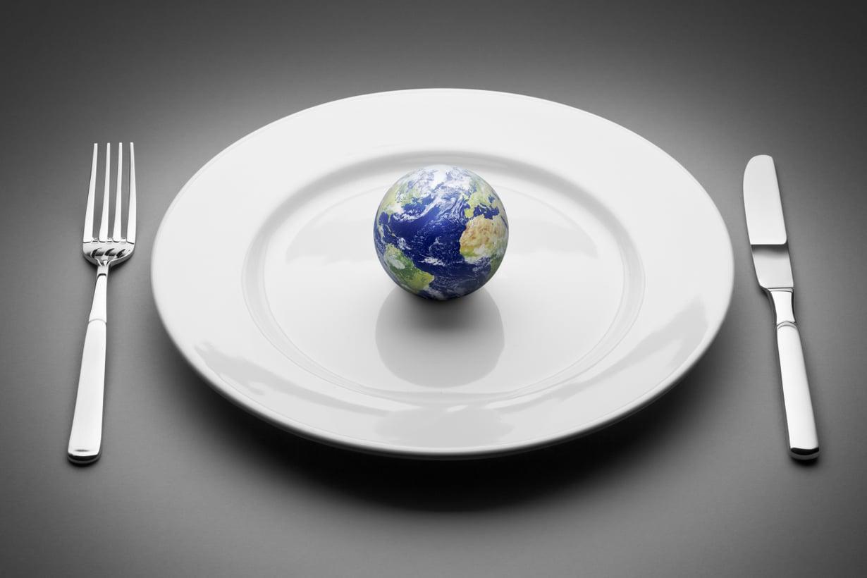 Tekniikkaa on muokattu vähäpäästöisemmäksi pitkään. Nyt on ruoan vuoro.