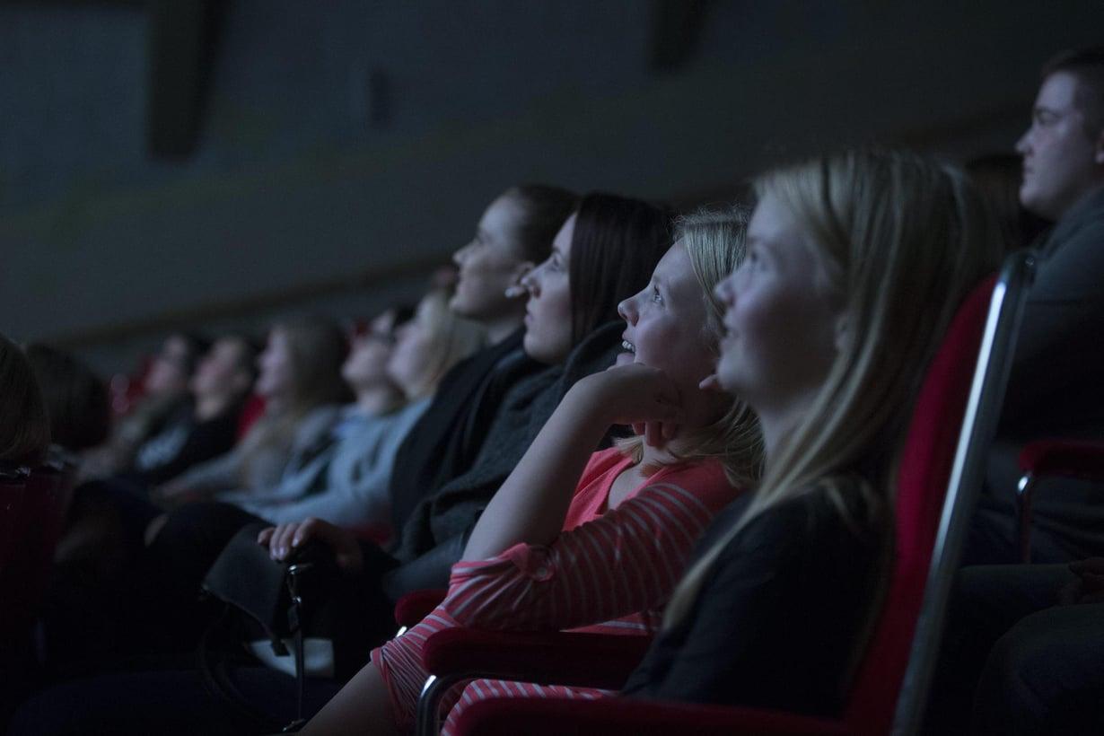 Ihmisten mielipiteet samasta elokuvasta eroavat suuresti. Kuva: Pete Aarre-Ahtio