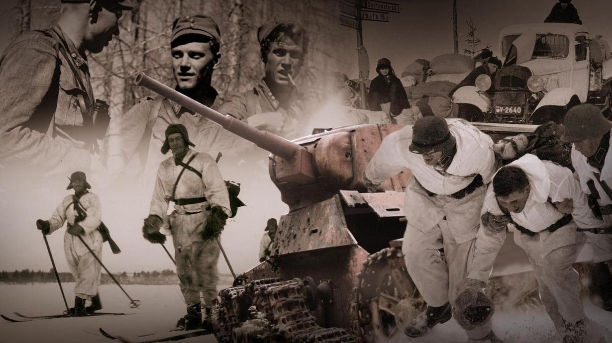 Suomalaisnuorten mielikuvissa toisesta maailmansodasta korostuvat talvisodan sankarilliset teot. Kuva: Kimmo Taskinen / HS-arkisto